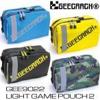 ジークラック ライトゲームポーチ2 GEE9022 (ショルダーバッグ ウエストポーチ)