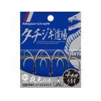 メジャークラフト タチジギ道場4本針 TJD-4X (アシストフック)