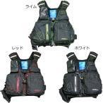 お買得品  ゲームフローティングベスト (ウエストサポートベルト付き) NF-2240 (ライフジャケット 釣り具)