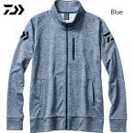 ダイワ ライトスウェットジャケット DE-8707J ブルー M〜2XL (防寒着 釣り)