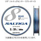 【8%OFFクーポン対象店舗】ダイワ UVF ソルティガセンサー 8ブレイド+Si  300m (PEライン)