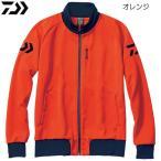 【8%OFFクーポン対象店舗】ダイワ トラックジャケット DE-8406J オレンジ (ウェア 防寒着)
