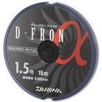 ダイワ Daiwa  DFRON α Dフロン アルファ  15m 1.2号 ナチュラル