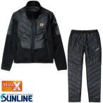 サンライン ステータス・HOT インナースーツ STW-3222  S〜LL (フィッシングシャツ 防寒)