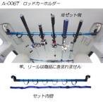タカ産業 ロッドカーホルダー A-0067 (車載用 ロッドホルダー)