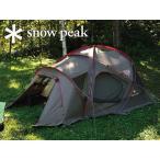 【スノーピーク】ドックドーム Pro6(SD-506)テント スノーピーク テント キャンプ