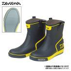 ダイワ ブーツ 長靴 釣り具 釣り ショートネオデッキブーツ [ DB-2410 ] ネイビー/ライム S(24.0-24.5)