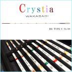 【ダイワ】クリスティアワカサギHG TYPE C S 34.5mm ※9月発売予定 ご予約受付中 ワカサギ 穂先 寺島克也監督モデル。