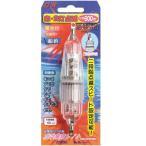 ルミカ 水中集魚ライト 大 C型−赤 (2灯)