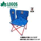 ロゴス コンパクトチェア サッカー日本代表ver. 85000005