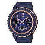 ベビージー BABY-G 腕時計 Navy&Brown アナデジLウォッチ BGA-150PG-2B2JFギフトラッピング無料