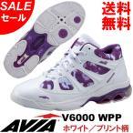 [AVIA]アビア V6000 WPP〔ホワイト/プ�