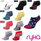 [RYKA]ライカ フィットネスシューズ専用ソックス 足袋型靴下(6cm丈)