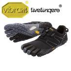 vibram fivefingers ビブラムファイブフィンガーズ Men's V-Trail(ブイトレイル)(Black/Grey)(メンズ)