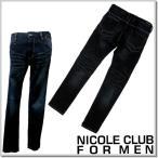 NICOLE CLUB FOR MEN/ニコルクラブフォーメン バイロフトデニムパンツ 6464-5102