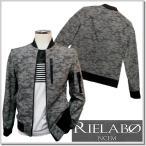 RIELABO/NICOLE CLUB FOR MEN ハイテンション迷彩プリント MA-1 6464-9950
