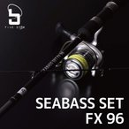 FIVESTAR/е╒ебеде╓е╣е┐б╝  SEABASS SET FX96/е╖б╝е╨е╣е╗е├е╚FX96/еыевб╝/─рдъ