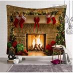 送料無料 クリスマスツリー タペストリー クリスマス 飾り ギフト イベントグッズ フォトジェニック ファブリック 壁掛け 大人気 飾り付け