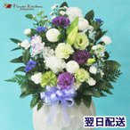 即日発送のお供え花 旬の花を使ったおまかせ供花10500  お供え お悔やみ 生花