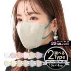 マスク 不織布 60枚 カラー 呼吸 立体 BFE VFE PFE 99%カット 使い捨て マスク工業会 息がしやすい 大人 女性 防塵 花粉 飛沫感染 対策 ny411-60