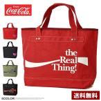 コカ・コーラ Coca-Cola トートバッグ リサイクル素材 エコバッグ お買い物 Z0Z【パケ1】