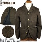 ���륲���� ORGUEIL ������� ������ ���㥱�å� OR-4003C 2017ǯ ���� Old Surge Jacket ���ƥ�ǥ����������������