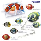 FIIIIISH FISH MEASURE(メジャー)(GFC)/在庫有/メール便可