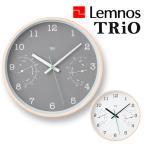 Lemnos TRiO トゥリオ PC10−22 壁掛け時計/タカタレムノス/海外×/在庫有