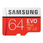 Yahoo!風見鶏◇ 【64GB】 Samsung サムスン microSDXCカード EVO Plus Class10 UHS-I R:最大80MB/s 海外リテール MB-MC64G/CN ◆メ
