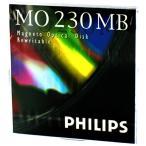 PHILIPS 32P  1枚(230MB Unformat ) 3.5インチMOディスク