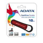 ADATA S107 防水&耐衝撃USB3.0 16GB レット AS107-16G-RRD【メール便対象商品2個までOK】