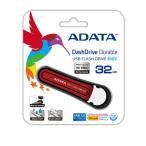 ADATA S107 防水&耐衝撃USB3.0 32GB レット AS107-32G-RRD【メール便対象商品2個までOK】