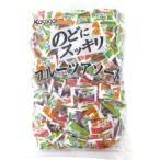 *受発注* 春日井製菓 のどにスッキリ フルーツアソート 1kg 1袋