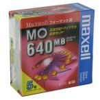 ��������λ�ʡ��߸˸¤�ۥޥ����� 3.5����� MO�ǥ����� 640MB 5��ѥå� Machintosh�ե����ޥåȺѤ� MA-M640 MAC B5P