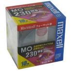 �ޥ����� 3.5����� MO�ǥ����� 230MB 10�� Machintosh�ե����ޥåȺѤ� MA-M230 MAC B10P