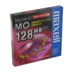 マクセル 3.5型 MOディスク 128MB 1枚 Machintoshフォーマット済み MA-M128 MAC B1P