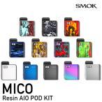 SMOK Mico Resin AIO Pod Kit 700mAh ����å� �ߥ� �ޥ��� �쥸�� �Żҥ��Х� vape POD POD�� ����ѥ���