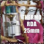 おまけつき 電子タバコ VAPE INNOKINイノキン 社製 アトマイザー サーモ 直径25mm RBA RDA ドリッパー  INNOKIN THERMO RDA 25mm