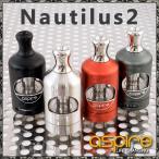 電子タバコ VAPE 用 メンソール に強い PYREX ガラス タンクNautilus Aspire(アスファイア) 社製 アトマイザー Nautilus2 ( ノーチラス 2)BVC コイル