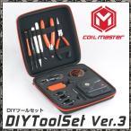 電子タバコ VAPE 用COILMASTER 社製 DIY ツールセット V3