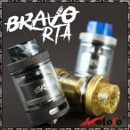 直径25mm  デュアルデッキ  RTA  RBA リビルダブルアトマイザー  ブラボー RTA  Wotofo 社製 アトマイザー  WOTOFO BRAVO RTA