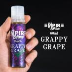 GRAPPY GRAPE 電子タバコ vape リキッド 60ml リキッド エンパイア ブリュー ぶどうメンソール グラッピーグレープ ☆ EMPIRE BREW GRAPPY GRAPE