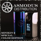 電子タバコ VAPE ASMODUS アスモダス ミニキン MINIKIN2 designed by USA ASMODUS Minikin V2 180W Touch Screen Mod Special Color Edition