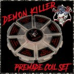 電子タバコ VAPE  デーモンキラー  プリメイド プレビルド クラプトンコイルセット  8種×6個=合計48個  DEMON KILLER COIL SET