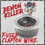 電子タバコ VAPE デーモンキラー コイル DEMON KILLER COIL フューズドクラプトンワイヤー 15フィート Fused Clapton wire 15 Feet