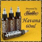 電子タバコ VAPE 用 アメリカ製 リキッド ハバナ ハンブルジュース MADE IN USA  Havana E-liquid by Humble Juice Co.60ml