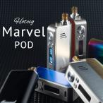 Hotcig Marvel POD Kit ホットシグ マーベル 電子タバコ vape pod型 ポッド リビルド ビルド rba メッシュ テクニカル box mod