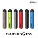 UWELL Caliburn G POD Kit ユーウェル カリバーン ジー ポッド 電子タバコ vape pod型 味重視 初心者 おすすめ コンパクト べイプ 本体 メール便無料