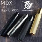 UnicornVapes MDX 3in1 HybridMod ��˥����� �٥��� �ϥ��֥�å� �Żҥ��Х� vape mod �ᥫ���塼�� �ᥫ�˥��� ���塼��mod �ᥫ ���å�