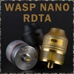電子タバコ VAPE リビルダブルアトマイザー RBA RDTA ドリッピングタンクアトマイザー  ワスプ ナノ WASPNANO RDTA  OUMIER WASP NANO RDTA